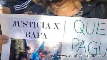 El pedido de justicia de la familia de Morales, el hombre que murió atropellado - Diario 13 San Juan