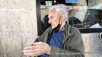 Los personajes del tío Ful: Daniel Morales, 96 años, Villablino - La Nueva Cronica