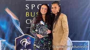 Douai: une Douaisienne lauréate du concours national de l'innovation sportive - La Voix du Nord