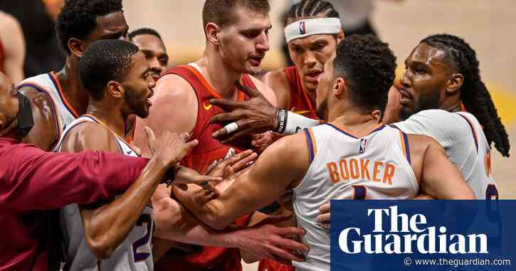 NBA MVP Nikola Jokic ejected as Suns dump Nuggets out of playoffs