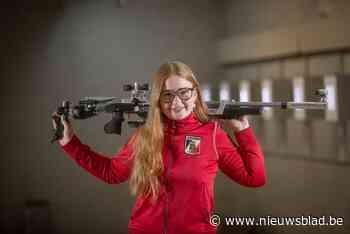 """Jessie Kaps aast op een olympische medaille: """"Op de schietstand ben ik een klein egoïstje"""""""