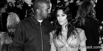 Kim Kardashian on Kanye West Divorce 'KUWTK'   HYPEBEAST - HYPEBEAST