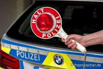 Ansbach: +++ Pkw-Fahrer mit Haftbefehl +++ - fränkischer.de - fränkischer.de