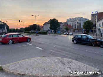Ansbach: +++ Verkehrsunfall mit Personenschaden +++ - fränkischer.de - fränkischer.de