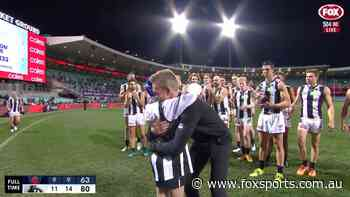 'You bloody beauty': AFL world reacts to Bucks' 'fairytale' finish