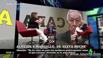 Tenso debate entre Cristina Almeida y García-Margallo por la libertad en España - LaSexta
