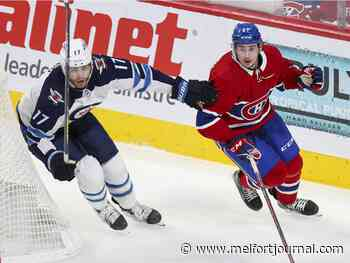 NHL learning experience continues for Canadiens' Alexander Romanov - Melfort Journal
