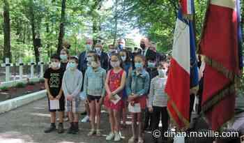 Un hommage a été rendu aux martyrs de Boudan à Plestan - maville.com