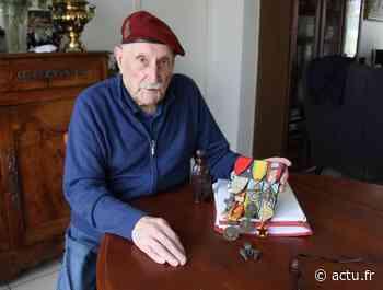 Dinan : commando parachutiste en Indochine, Daniel Verrier se souvient - Le Petit Bleu