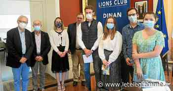 Le Lions club de Dinan présente ses actions - Le Télégramme