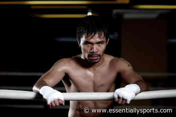Why Is Manny Pacquiao Called 'Pac Man?': The Hidden Meaning Behind His Nickname - EssentiallySports