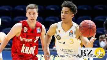 Erster Abgang bei Braunschweigs Basketballern: Zeeb nach Trier