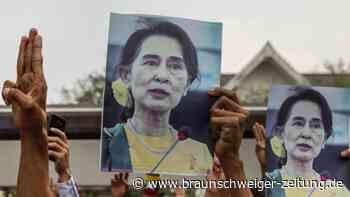 Verfahren gegen Aung San Suu Kyi in Myanmar begonnen
