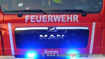 Brand auf Balkon sorgt für Feuerwehreinsatz in Wiblingen