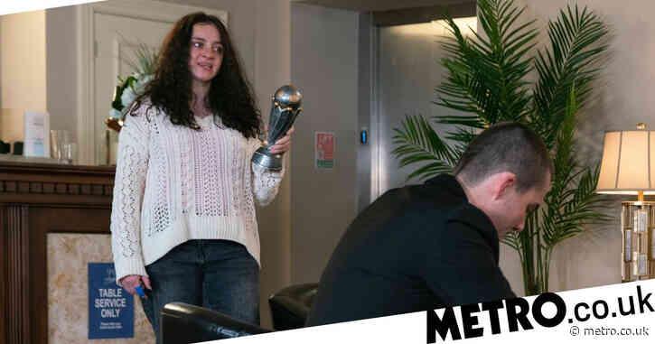 Coronation Street spoilers: Killer Corey Brent's next sick move after Nina Lucas despair