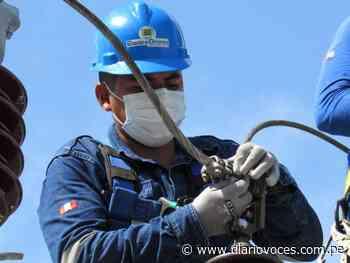 Electro Oriente, trabaja para reforzar Sub Estación de Potencia en Moyobamba. - Diario Voces