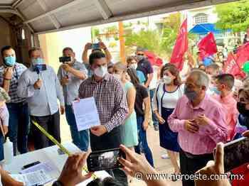 Armando Camacho es Alcalde electo de Salvador Alvarado - Noroeste