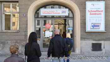 Corona-Inzidenz in Augsburg steigt wieder etwas
