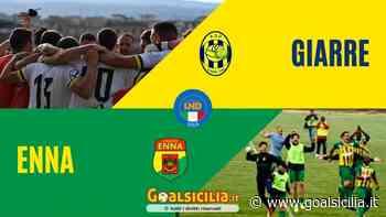 Giarre-Enna: 2-0 il finale del match-I marcatori - GoalSicilia.it