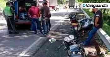 Fatal accidente de tránsito en la vía Puente Nacional-San Gil - Vanguardia