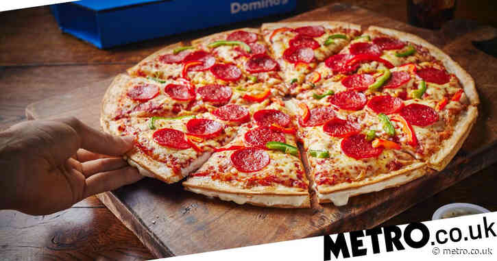Domino's brings back Double Decadence crust after three year absence