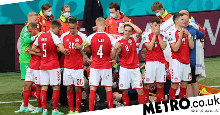 Denmark threatened with forfeit if they did not play after Christian Eriksen's collapse, claims Peter Schmeichel