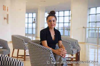 """Macarena Nieves Cáceres: """"Lanzarote es 'La Isla', con mayúscula, para la creación artística"""" - Diario de Lanzarote"""