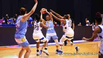 Argentina ganó en el debut de la mano de Macarena Rosset - Junín Digital