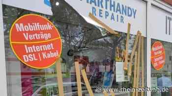 Nach Randale in Lahnstein: Polizei schnappt Täterinnen – Frauen sind geständig - Rhein-Zeitung