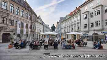 Die Corona-Inzidenz in Augsburg steigt wieder leicht an