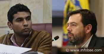 """""""Politiquero"""": duro choque entre Racero y Galán por camionetas de la UNP a concejales - infobae"""