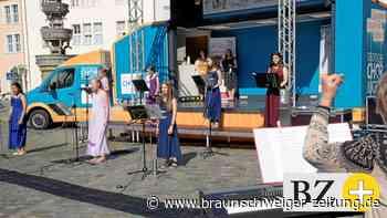 """Chor in Braunschweig: """"Aus der Sanglosigkeit herausfinden"""" - Braunschweiger Zeitung"""