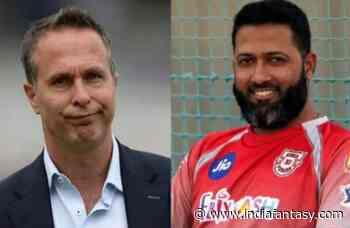 WTC Final: Wasim Jaffer trolls Michael Vaughan on Twitter yet again - India Fantasy