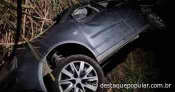Vereador de Barra Mansa sofre acidente e carro para perto de... - Destaque Popular