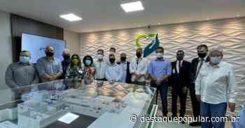 Santa Casa de Barra Mansa recebe visita do governador do Rio... - Destaque Popular