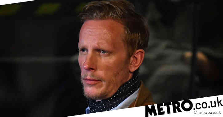 'Thank goodness': Laurence Fox praises GB News but can only watch on someone else's TV