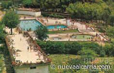 Breve historia del complejo de piscinas municipales de San Roque de Guadalajara - nueva alcarria
