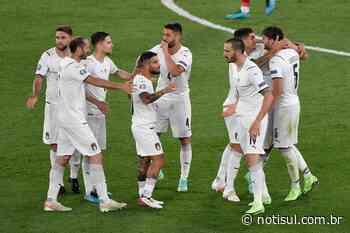 Jorginho, jogador de Imbituba, estreia na Eurocopa pela seleção italiana - Notisul