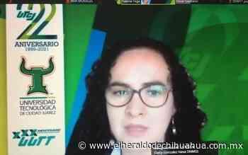 Imparte UTCJ conferencia para emprendedores - El Heraldo de Chihuahua