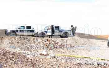 Tiran dos cuerpos sobre el camino Carrizalillo en Chihuahua - El Diario