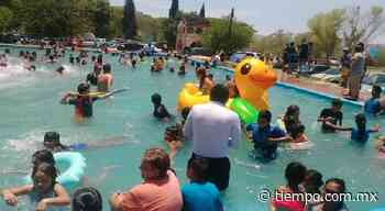 Denuncian sobrecupo en balneario en carretera Chihuahua-Aldama - El Tiempo de México
