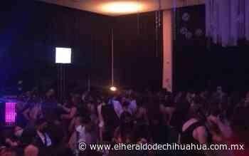 Clausuran Altto Cantera tras graduación de Bachilleres 4 - El Heraldo de Chihuahua