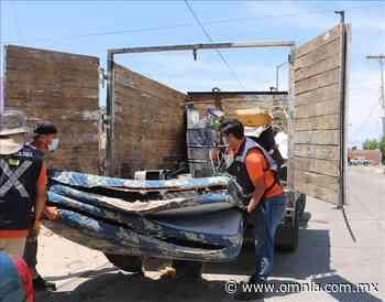 Atenderá Destilichadero las colonias Las Malvinas, Nombre de Dios y Chihuahua 2000 esta semana - Omnia