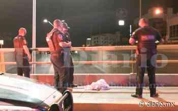 Retiran supuesta 'narcomanta' de puente en Chihuahua - El Diario
