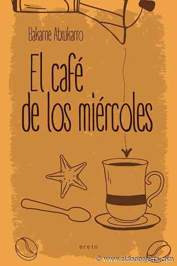 LA RIOJA.-Este martes, charla con Bakarne Atxukarro y Virginia Gasull y sus libros 'El café de los miércoles' y 'Nicole' - Alerta