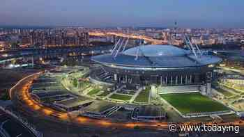 Euro 2020 host Saint Petersburg tightens coronavirus restrictions