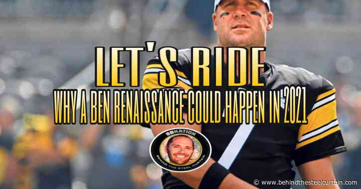 Podcast: Why a Ben Roethlisberger renaissance could happen in 2021