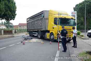 In bici contro un camion, morto un 79enne di Castel Bolognese – Ravenna24ore.it - Ravenna24ore