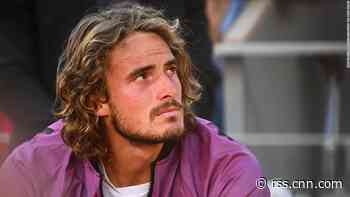 'This is entirely dedicated to her': Stefanos Tsitsipas says his grandmother passed away five minutes before French Open final