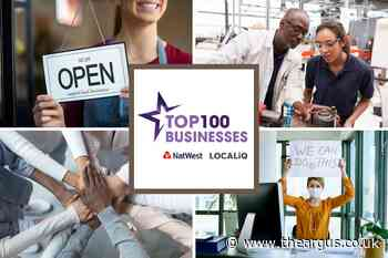 Argus and NatWest search for top 100 businesses